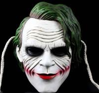 Free shipping movie theme mask Replica Batman Dark Knight Mask hand made Cosplay masquerade masks