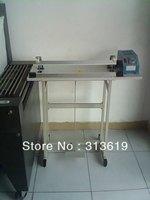 SF-F500 food packaging machine sealing machine pedal sealing machine plastic bag sealing machine