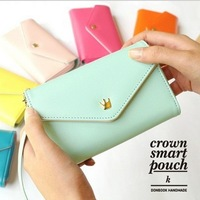 7 Colors Wallet New Multi Propose Envelope Phone Wallet Case Purse Cheap For Phone, Bags, Wallets Wholesalers