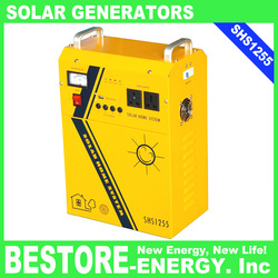 2013 New!! Solar Home System/Power Supply System/Solar Generator, Continue output Power 300W AC230V(China (Mainland))
