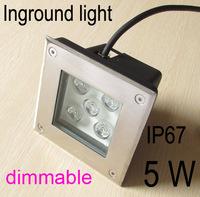 Inground light led  dimmable,recessed floor light dimmable,underground light led dimmable, waterproof ip67,12v,24v,110v,200v,