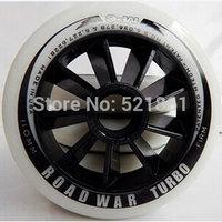 8 wheels Speed skating wheels 4X 100mm     4X110mm  wheels bined scale-free wheel