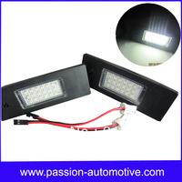 2X18SMD LED License Plate Lights Error Free For BMW E81 E87 118i 120i 130i E85 E86 Z4 M