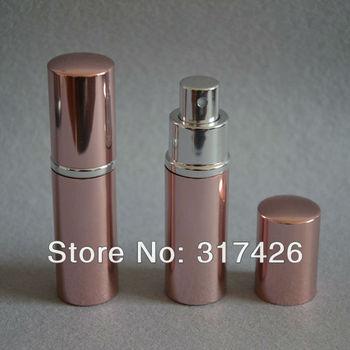 Free Shipping- wholesale 10ml aluminum perfume bottle, Refillable Spray,empty metal spray bottle