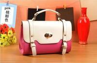Hot Selling Ladies Handbags Leather Handbag Leather Bags Women Handbags Paul Retro Shoulder Messenger Bag