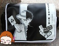 Free Shipping New Anime Detective Conan Messenger Bags Cosplay Shoulder Bag 3 Style Can Choose