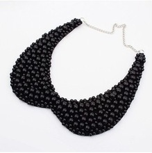 Min order is 10usd ( Mix order ) 42A33 New Arrival Charming imitation-pearl Collar necklace choker Free Shipping!