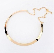 Min order is 10usd ( Mix order ) 41E32 Fashion personality Hot sale loops necklace choker Free Shipping—-Lady shop