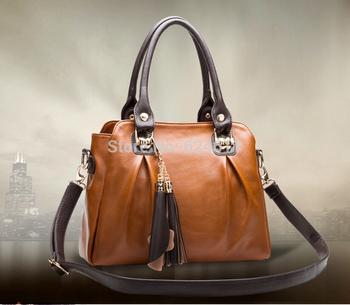 The new 2015 knights Paul handbag European and American wind fashion handbag shoulder inclined shoulder bag bag free shipping