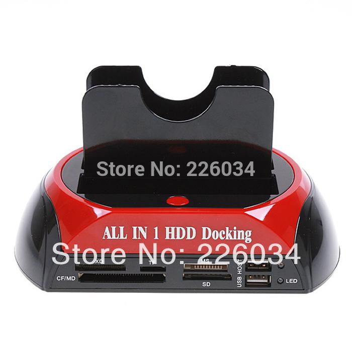 Корпус для HDD OEM ! /3.5/2.5sata HDD HD /sd /& /esata all in 1 hdd docking корпус для hdd orico 9528u3 2 3 5 ii iii hdd hd 20 usb3 0 5