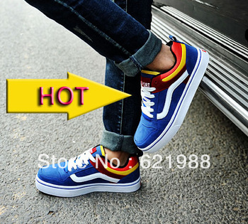 HOT SELL3013  men's running sports  low-top  fashion shoes size eu 39-44