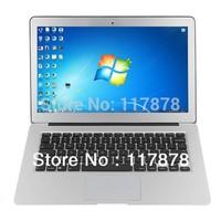 DHL free shipping 14.1''Intel Atom D2600 Dual 4GB/500GB /HD Widescreen lcd Led Display/ Hard Drive 5400RPM Resolution 1366*768