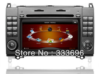 High Quality Car DVD GPS RDS For Benz Mercedes A class W169 B class W245 Vito Viano Sprinter w906 with ipod TV Radio AUX USB SD