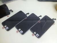100% original lcd for iPhone 5 5G large amout of white/black FREE SHIPPING