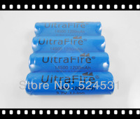 Wholesale, UltraFire AA 14500 1200mAh 3.7V Li-lon Rechargeable Batteries,New High Quality and Good Price