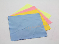 2013 Free Shipping       Cotton of Glasses cloth  Microfiber   reading glasses cleaning cloth eyeglasses