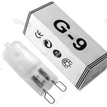 G9 LED Halogen Warm White 230V Capsule Light LED Bulb Lamp 25W 2800K(China (Mainland))
