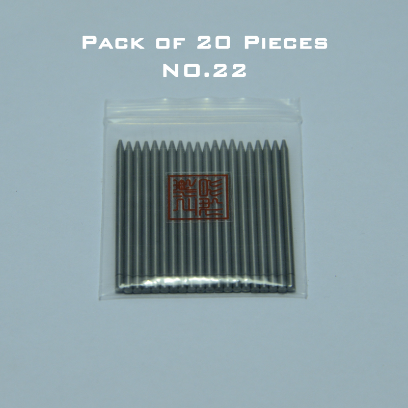 Micro Pave Setting Tools - Pack of 20 Pieces NO.22 - Jewelry Diamond Setting Tools - Beading Tools for Jewelry(China (Mainland))