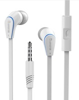 Langston (JM12) New modal  3.5MM  AUDIO Jack in- earphone with microphone  from factory