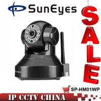 SunEyes IP Camera Wireless P2P Plug Play SP-T01EWP