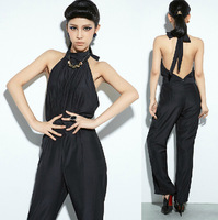Fashion star elegant jumpsuit women,rompers for ladies, bodysuit , Fashion Super Sexy Ladies, Sleeveless Strapless Jumpsuits