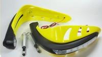 ATV Handguards Universal MOTORCYCLE MOTOCROSS DIRTBIKE MX ATV HAND GUARDS LED for dual road handguards As Acerbis Free shipping