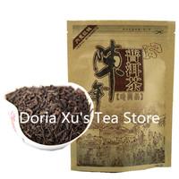 200g  Pu-erh tea  loose tea  Ripe yunnan puerh  Chinese ripe puer  pu er Keep weight  slimming tea Pu'erh pu-er