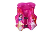 free shipping ben 10/princess/kt cart/spiderman swimming vest,help children to learn swim swimming coat size S