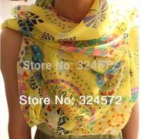 Women Print Scarf Hot Sale Fashion Scarves for Womens Promotional discounts Chiffon Velvet Geometric Animal Solemn and Elegant
