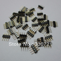 Mini Order 20X 4-Pin 5050 3528 RGB LED Connector Plug