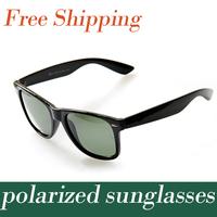 Hot Selling ! 2014 Newest Fashion Vintage men polarized sunglasses brand designer women sunglass Free shipping
