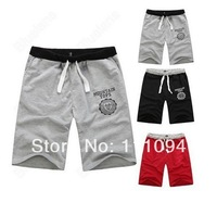 2013 Summer Male Casual Sports Loose Handsome Elastic Waist Shorts for Men 1 Piece M-XXXL