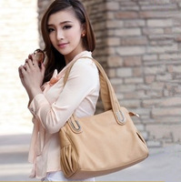 Summer new authentic cowhide bags 2013 new recreational style handbag single shoulder bag 525