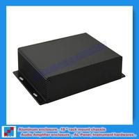 DAC amplifier shell-aluminum chassis 156*28*100  mm (wxhxl)