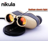 Nikula LLL led night vision Radium shoots light 50x25 Hunting Binocular Telescope (166m-1000m ) - Free shipping