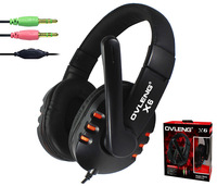 Super Bass Stereo Computer Headphone With Microphone, Noise Canceling Game Headset