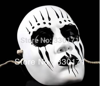 Wholesale hot sell halloween mask resin material, Slipknot band mask+free shipping