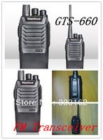 2013 New Version 5Watts 403-470MHz UHF Two-way radio DTMF 2TONE 5TONE signaling  Digital tuning FM radio Voice Compander PTT ID