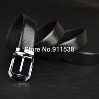 Business casual strap male genuine leather belt pure the first layer of leather pin buckle casual fashion belt male #Q229