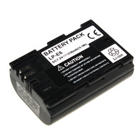 Digital Boy 1 pcs LP-E6 LPE6 LP E6 LI-ION Camera Battery For Canon EOS 6D 5D Mark III 5D Mark II 7D 60D FreeShipping
