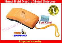 portable needle metal detector