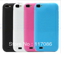 New original silicon soft case protection cover for zopo c2 zp980 quad core 1920*1080px phone retail packing freeshipping