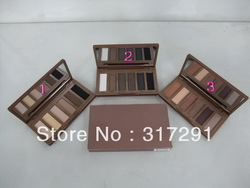 2013 new hot ND BASICS EYESHADOW/EYE SHADOW palette (3pcs) 3 color!(China (Mainland))