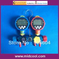 Good quality digital manifold gauge