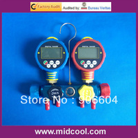 Good quality digital manifold gauge