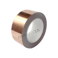 60MM X 30M Conductive Copper Foil Tape Copper Strip, Free Shipping