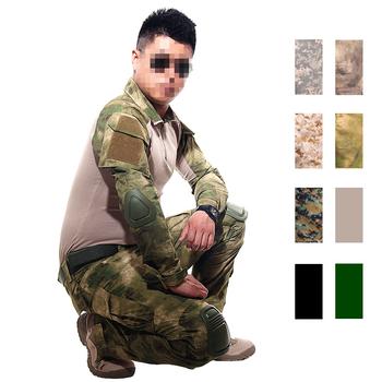 2 013 Лм Камуфляж flanchard 511. нескольких карманных тактические тощий Kneepad случайные штаны американских мужчин продвижение армии военная мода