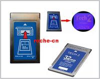32MB CARD FOR G M TECH2 6 kinds software original g m tech 2 32mb card,32 MB Memory G M Tech 2 Card-(3)