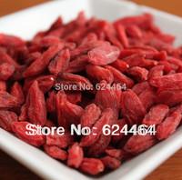Free Shipping!!Ningxia Goji Berries/wolfberry,1000gram/lot, goji contain 18 amino acids, herbal tea Health tea goji berries