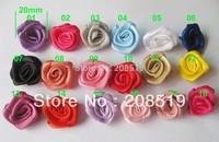 FZ0005 handmade rosette 500pcs 2cm garment/hair jewelry/shoes accessory